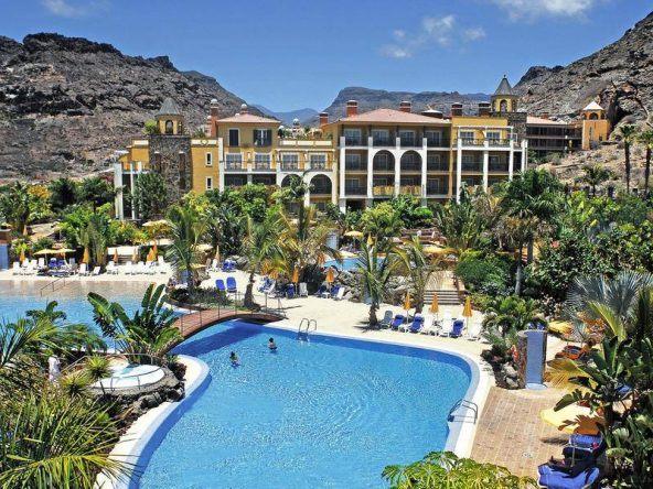 Hotel Cordial Mogan Playa Puerto de Mogan, Gran Canaria,