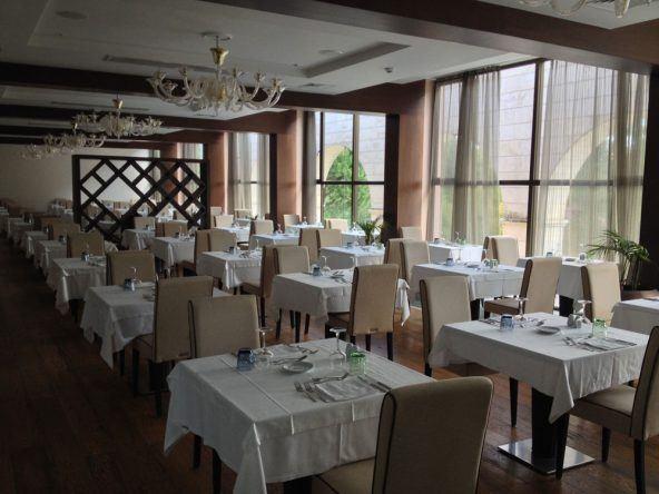 Restaurant Sensimar Grand Mediterraneo Resort Spa