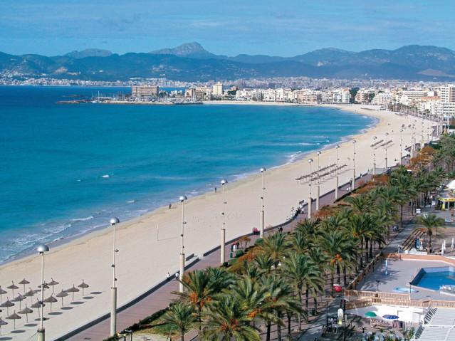 Der Playa de Palma ist Partyzone und Erholungsort zugleich