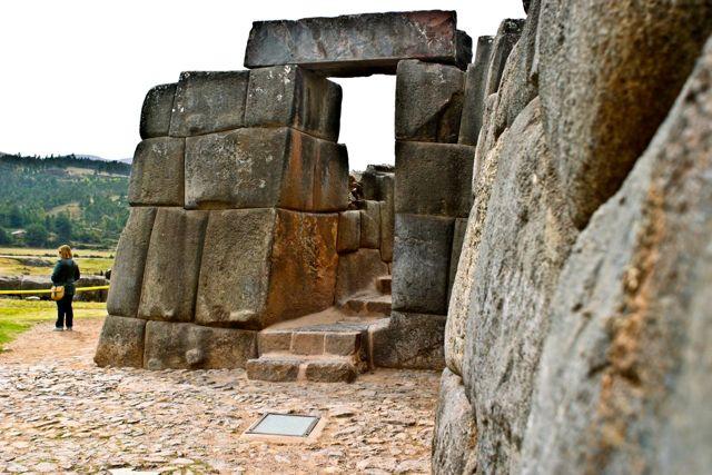 Ruinen bei Cusco