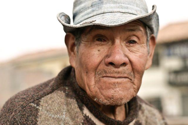Einwohner von Cusco