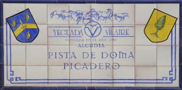 Logo Ranch Yeguada Vilaire