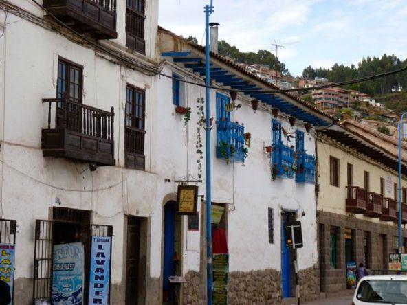 Altstadt von Cusco