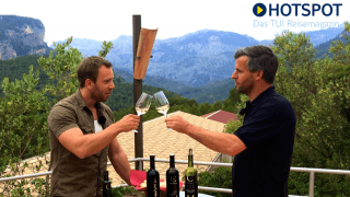 Gewinnspiel: HOTSPOT Mallorca – Weinprobe in den Bergen