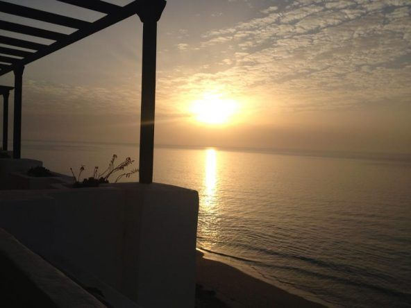 Sonnenuntergang im Club Magic Life auf Fuerteventura