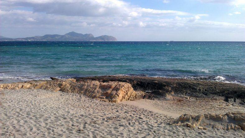 Strand Can Picafort Mallorca
