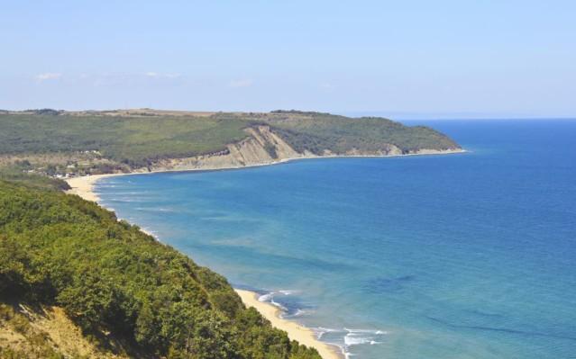 Strand Bulgarien