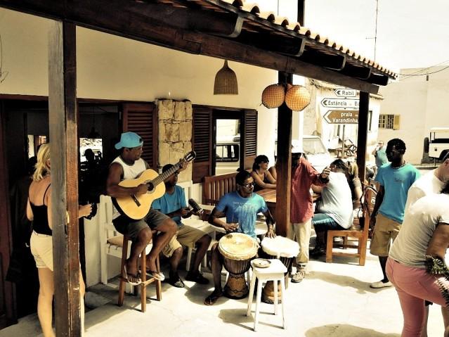 Musik Kapverden