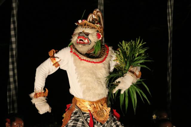 Abendunterhaltung Maya Ubud Bali