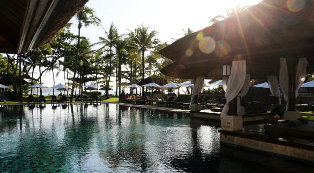 Pool Maya Interconti Bali