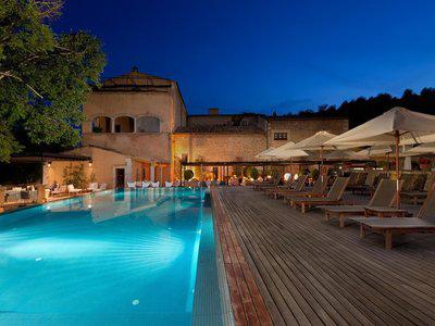Son Brull Hotel Spa auf Mallorca