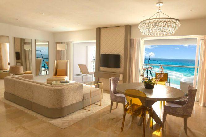 Luxus pur, ein reiches Wellnessangebot und traumhafte Ausflugsziele in der Umgebung machen das Le Blanc in Cancun so einzigartig