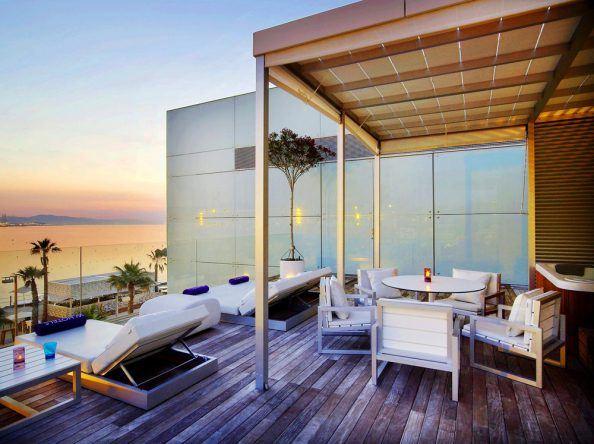 Nach Shopping, Beach und Kultur lässt es sich im W luxuriös entspannen