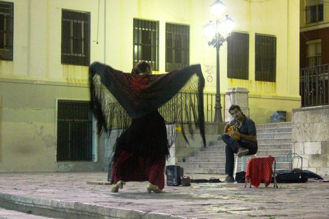 Flamenco in Cadiz