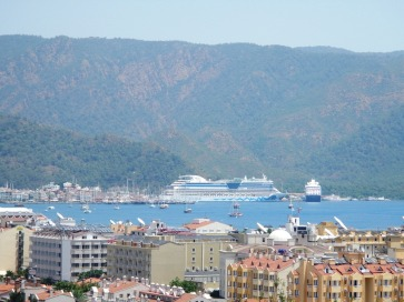 Marmaris Hafen