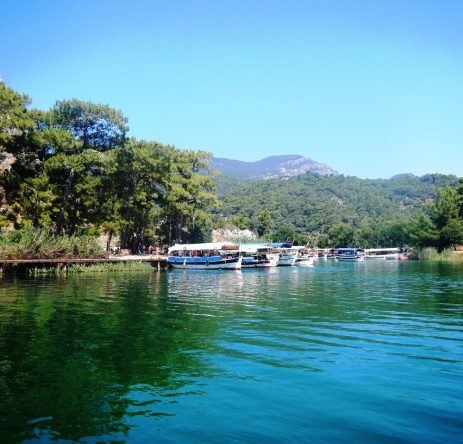 Natur pur in der Türkei