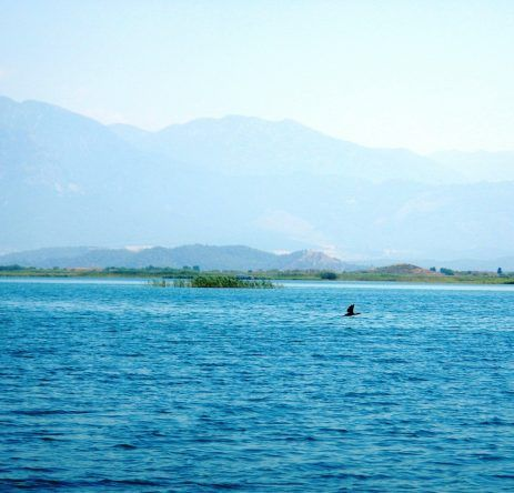 Lagune Türkei