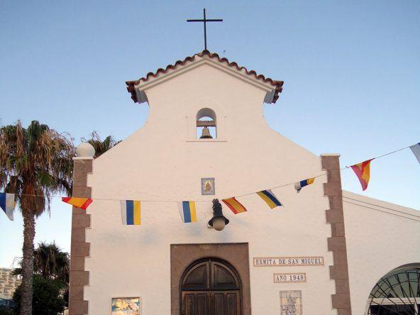Ermita de San Miguel Morro Jable
