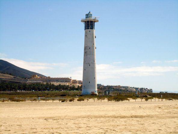 Leuchtturm Morro Jable