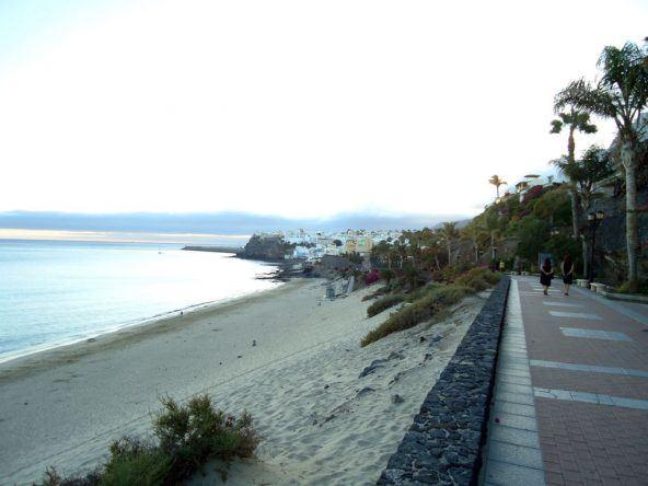 Strandpromenade Morro Jable