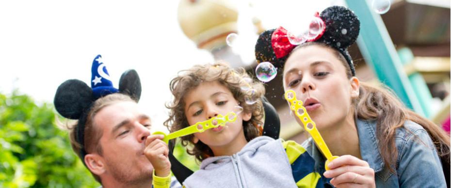Disneyland® Paris – Ein Kindheitstraum wird wahr
