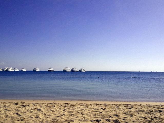 Starnd Hurghada