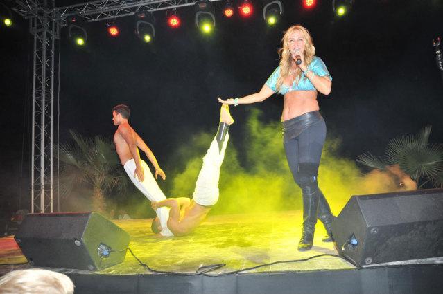 Loona συναυλία CLub Magic Life