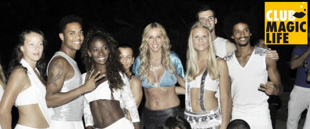 Stars on Stage im Club Magic Life mit Loona