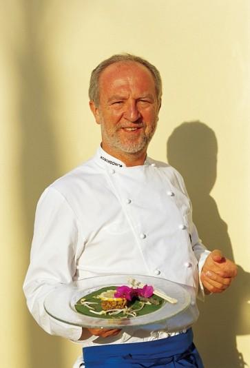 ROBINSON Gourmetberater und Sternekoch Otto Koch