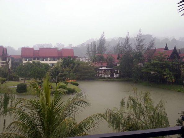 Regen Khao Lak Thailand