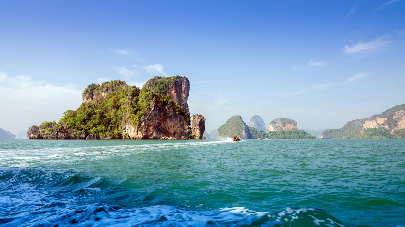 Winterflucht nach Thailand