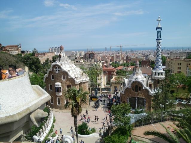 Helenes Lieblingsmetropole: Barcelona
