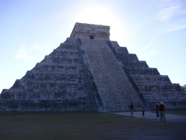 Ruinenstätte Chichen Itzá