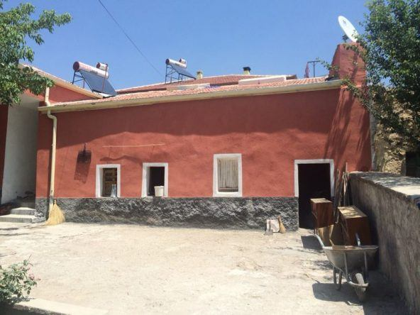 Ein Dorfhaus in Ihlara