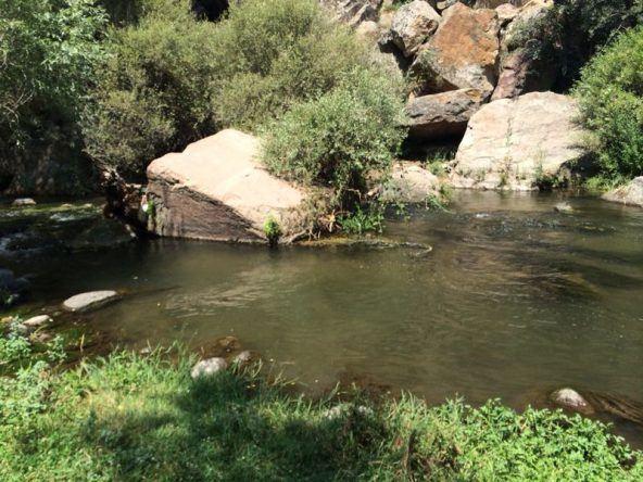 Gewässer in Kappadokien