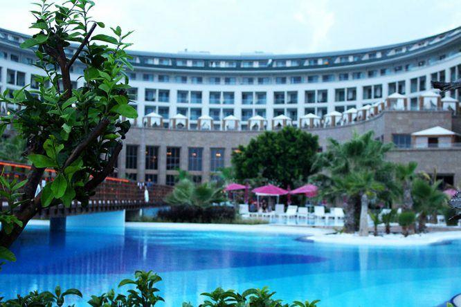 Hotelpool im RIU Kaya Belek