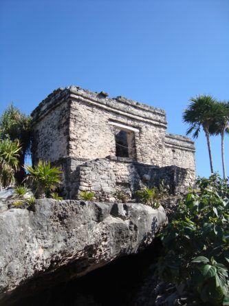 Faszination Maya-Stätte