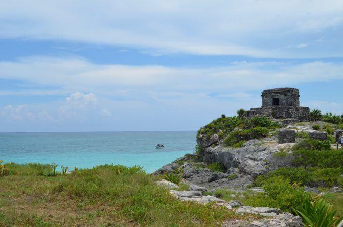 Maya-Stätte Tulum