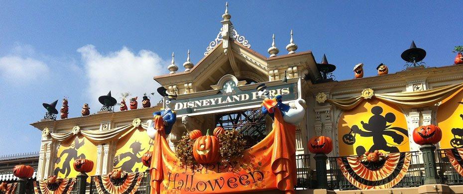 Halloween Party around the World