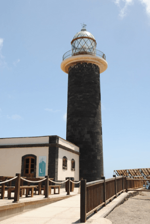 Leuchtturm am Punta de Jandía