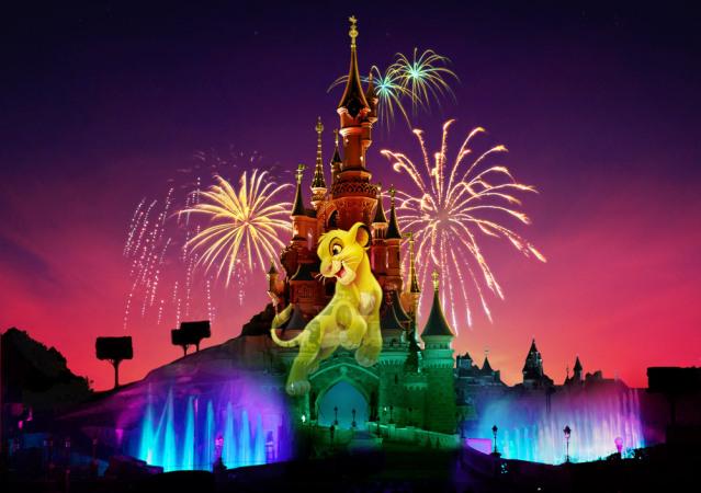 darf nicht fehlen - der kleine Simba aus Disney's König der Löwen