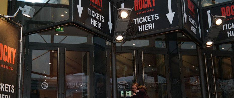 Im Ring mit ROCKY  - Ein Blick hinter die Kulissen des STAGE Musicals