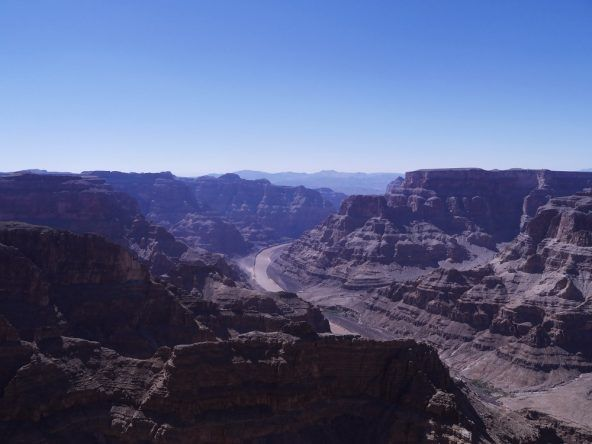 Tal des Grand Canyon