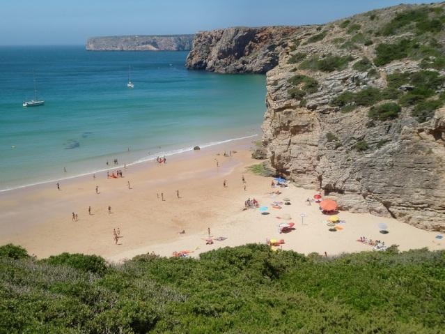 Strandoase der Ruhe