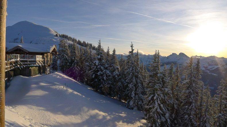 Winterlandschaft Ramsau Steiermark