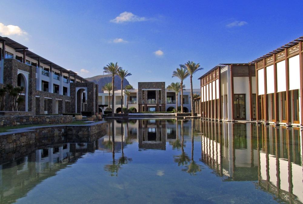 Luxusresort mit Style-Faktor: Grecotel Amirandes, ein Highlight moderner Lebensart