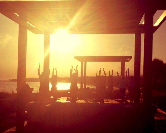 Sonnenuntergang Grecotel Amirandes