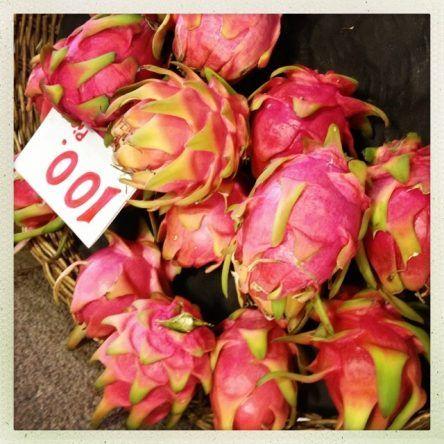 Mauritius Drachenfrüchte