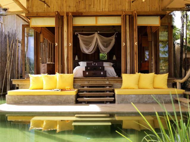 Ocean Front Villa Suite