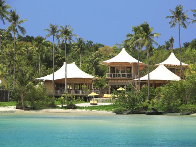 Die Aussergewohnlichsten Hotels Bei Tui Baumhaus Luxus Im Soneva
